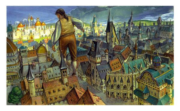 Gulliver by fab68
