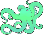 Octopus adoptable -closed- by RomanticaKH