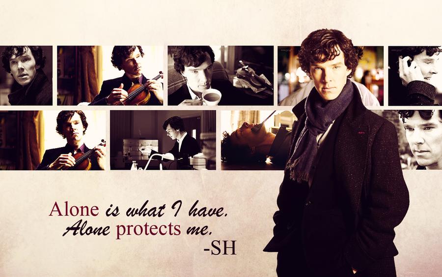 BBC Sherlock Wallpaper - Sherlock by Sidhrat