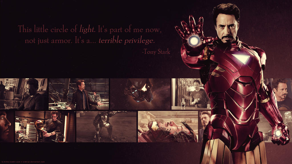 tony stark avengers wallpaper - photo #7