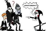 grim reaper VS shinigami
