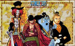 one piece character tournament 2013 4th round wins