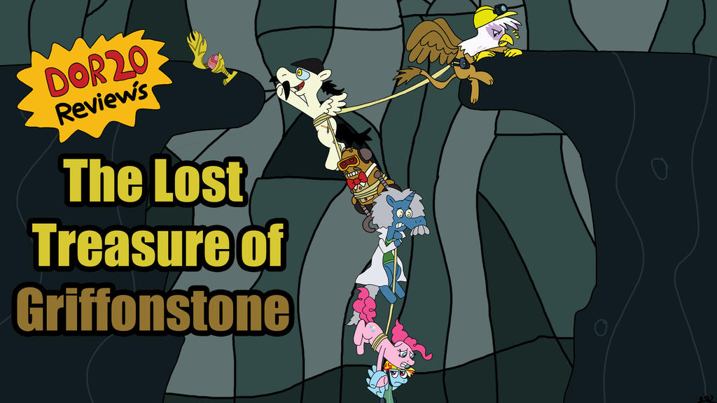 dor20 review's - The Lost Treasure of Griffons by DOR20