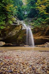 Lower Falls - Hocking Hills Ohio