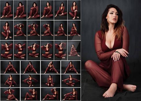 Stock: Kay Jay Sitting Genie - 30 Images