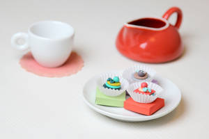 The Cupcake Rings by designandberries