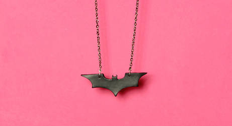 Batman Begins Necklace