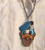 Donald Duck | Necklace