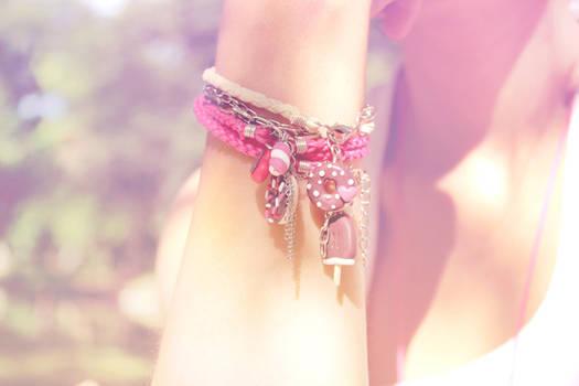 Candy Picnic - Sweet Jewelry Set