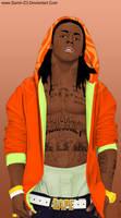 Lil Wayne - Vector by Samir-Z3