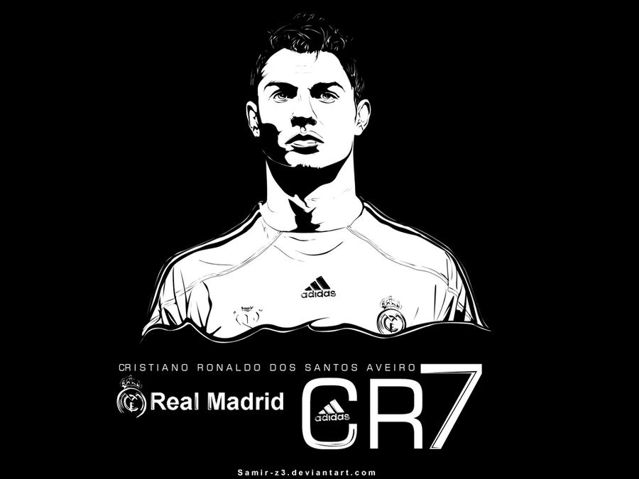 Cristiano Ronaldo by Samir-Z3
