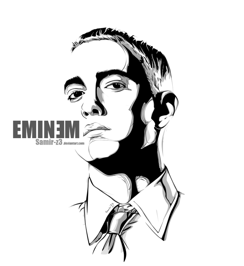 EMINEM by Samir-Z3