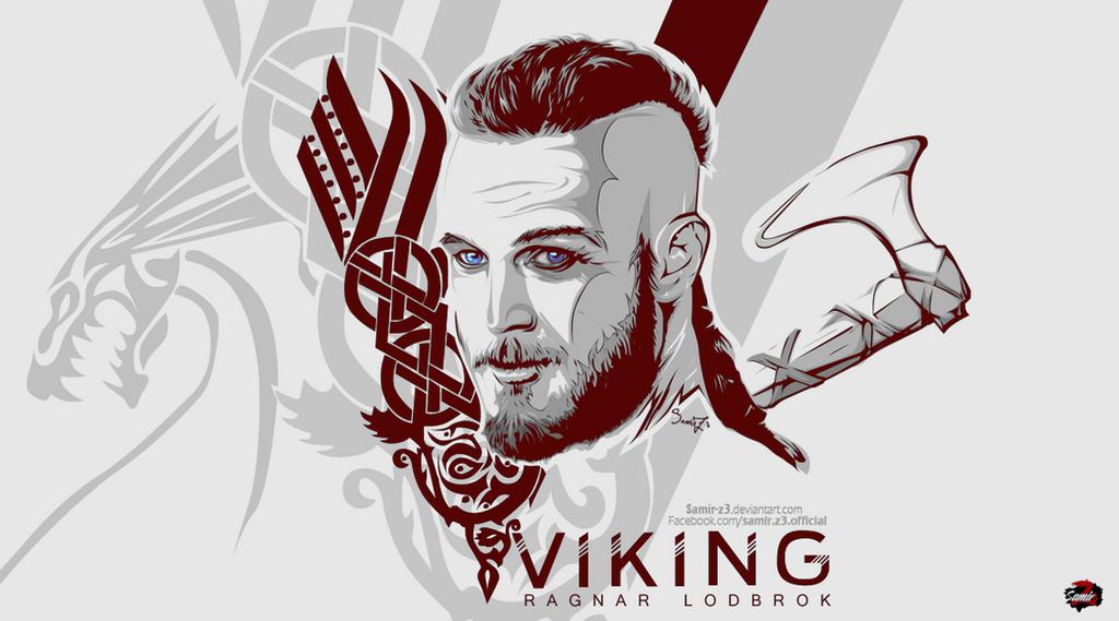 Ragnar Lobdrok by Samir-Z3