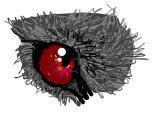 Red Eyeball? by deadlights11