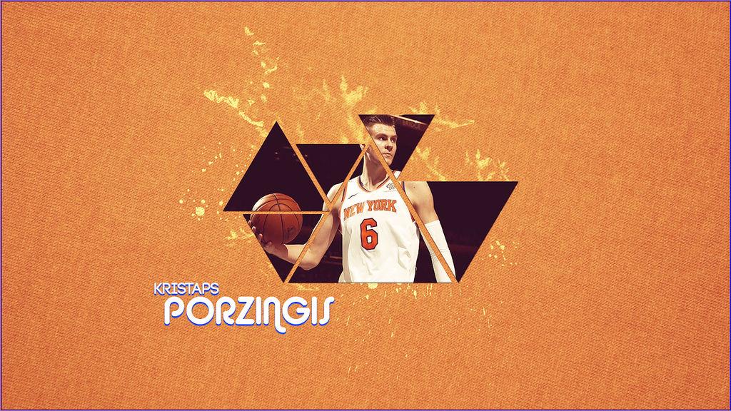 Kristaps Porzingis wallpaper by