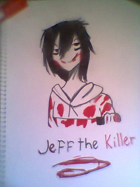 Jeff The Killer by marcelain