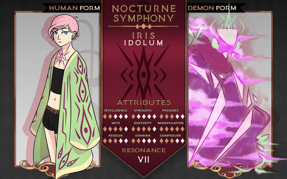 [NS] Iris Idolum