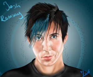 Josh Ramsay by Zairianara