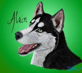 Kiribian: Alain by Zairianara