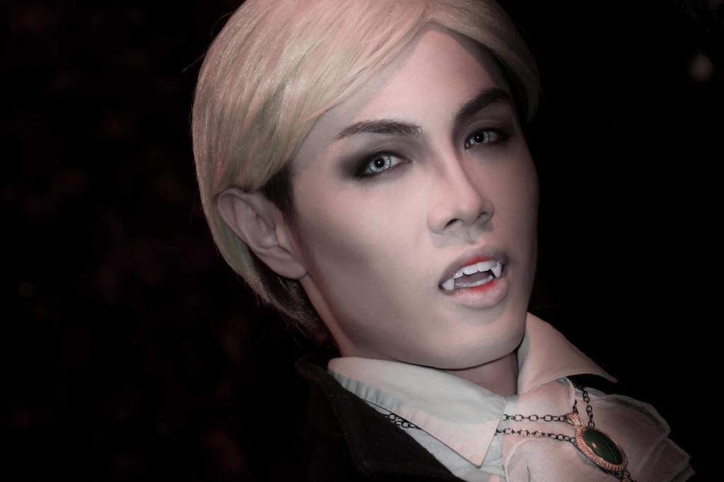 Vampire Erwin - Commander of the Night by captamzai