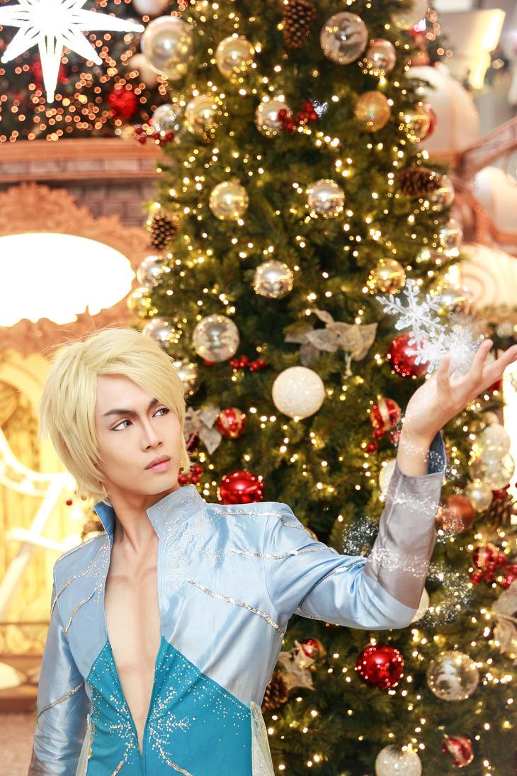 Genderbend Elsa (Elson) by captamzai