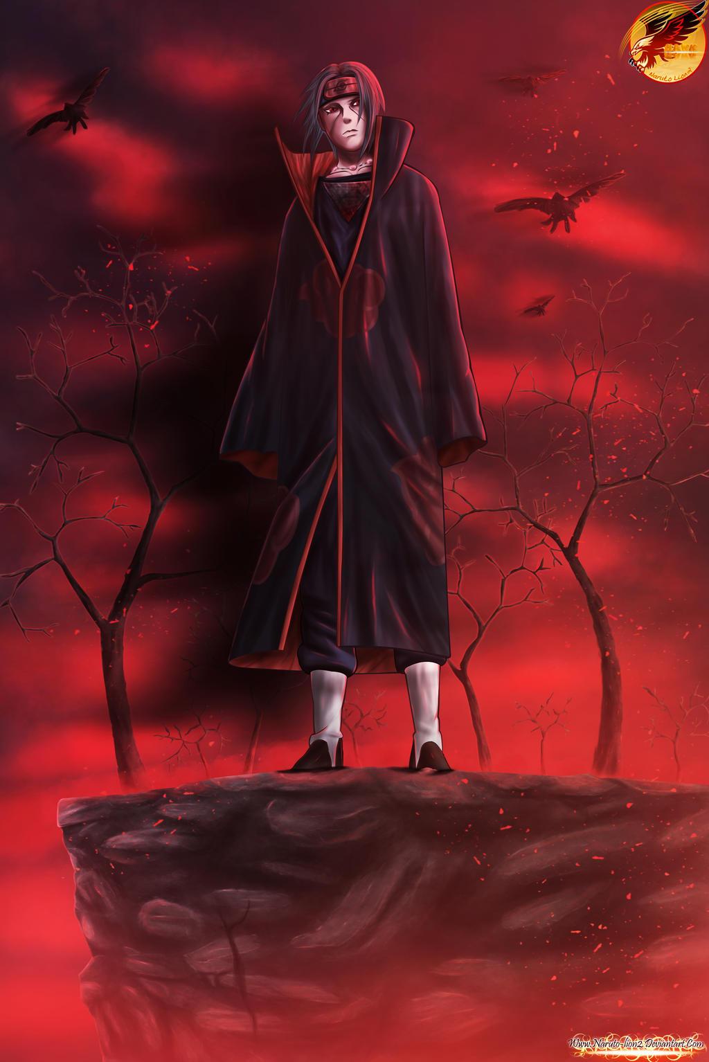 Itachi sama by Desert-F