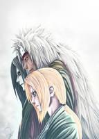 The Art of Naruto Uzumaki by Desert-F