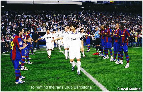 real madrid vs barcelona 1 by dashir on deviantart
