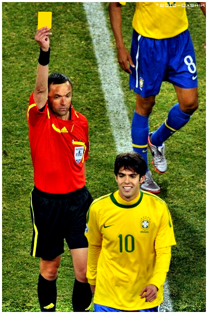 Brazil midfielder Kaka by DaShiR