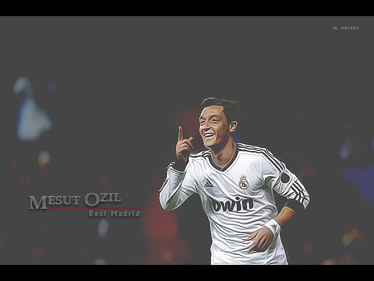 Real Madrid Mesut Ozil By DaShiR On DeviantArt