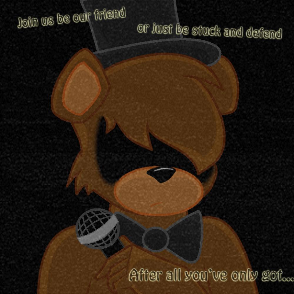 Freddy Faz Bears Pizza
