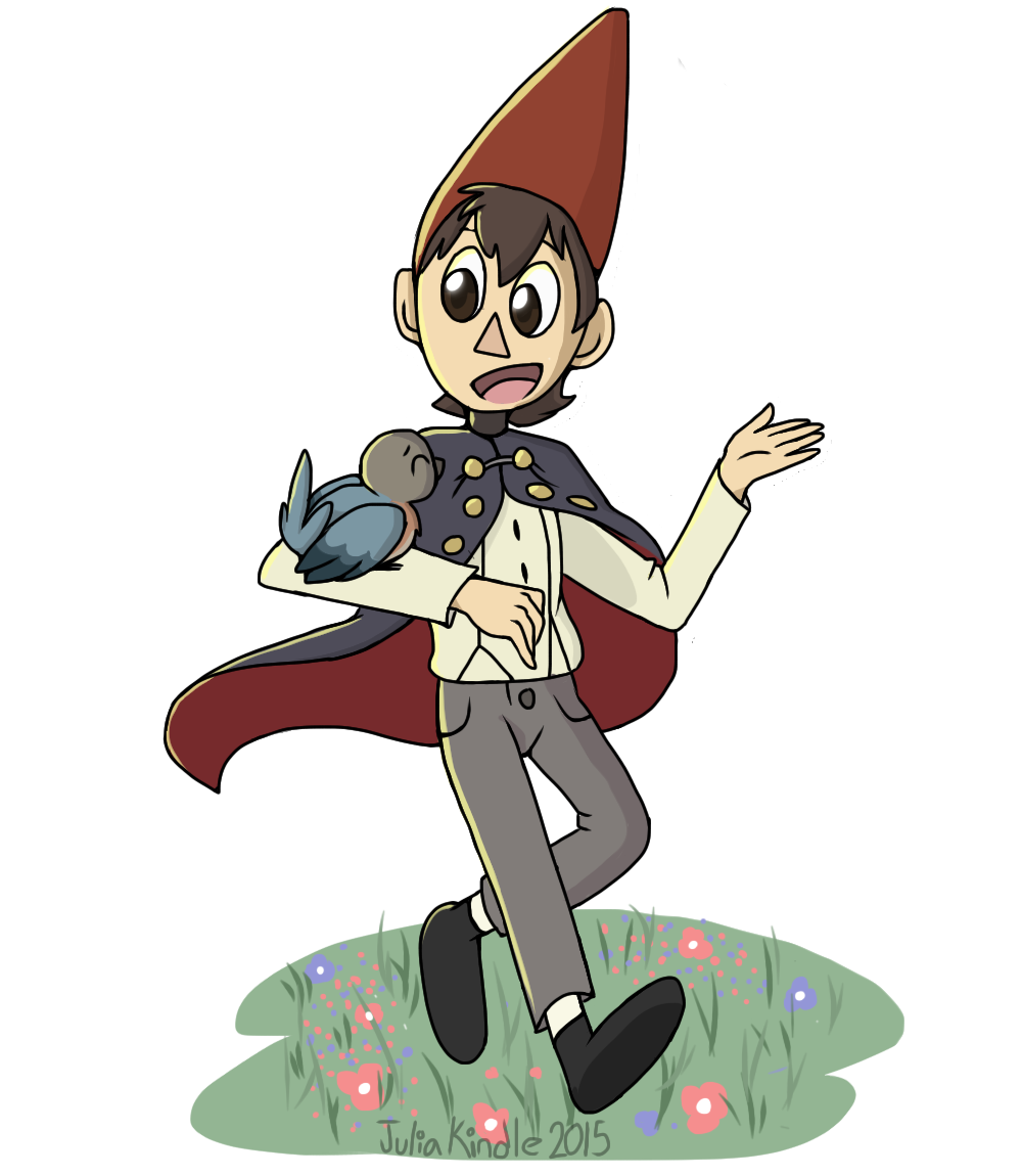 Wirt And Beatrice Over The Garden Wall By Froggsalt On Deviantart