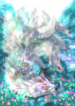 9-tails wolf