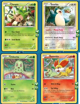 Pokemon Cards Story