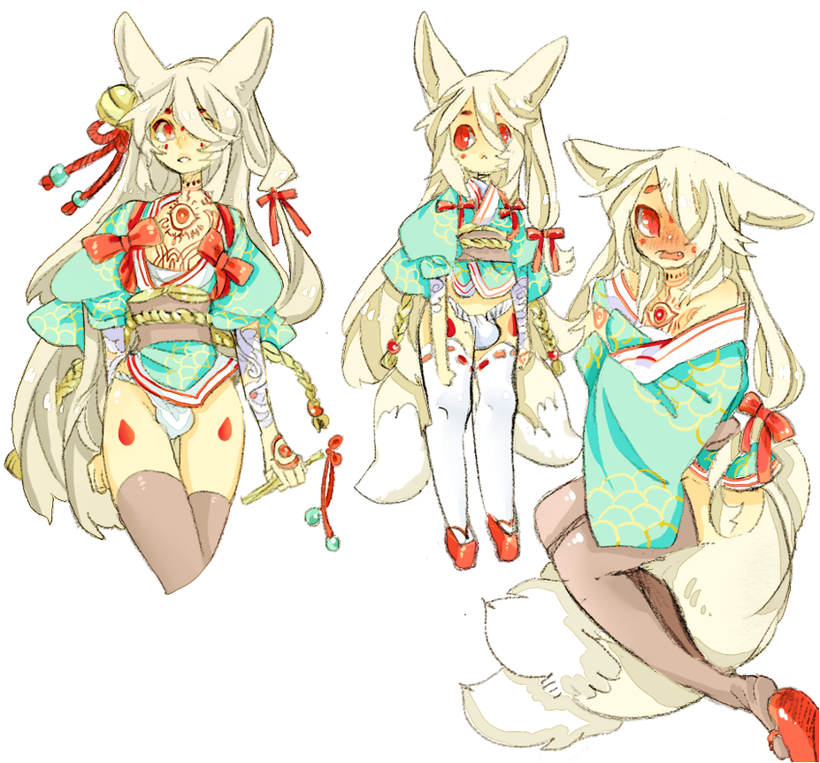 Anime Characters For Sale : Design for sale kon sold by costly on deviantart