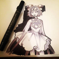 muffet wip by Costly