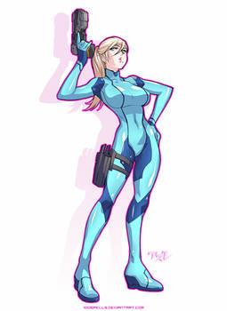 Samus Aran - Zero Suit