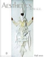 Aesthetics 6250 Cover - 2010 by Aesthetics6250