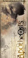 Apotheosis Art and Fashion Exhibition Poster