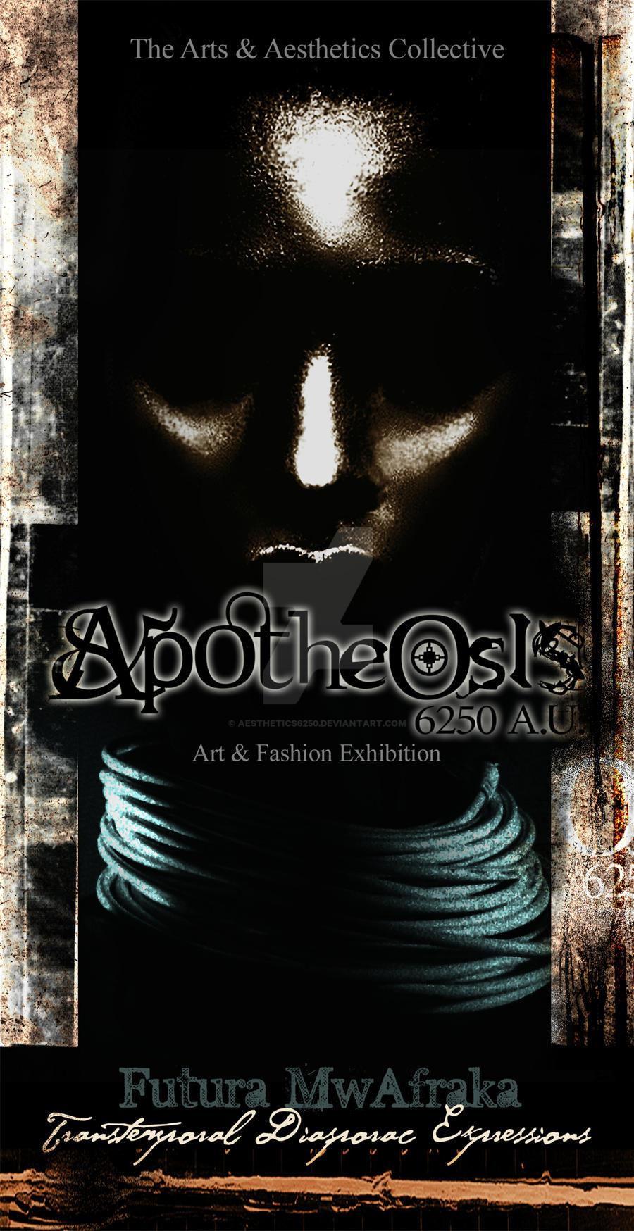 Apotheosis Art and Fashion Exhibition - Poster 2