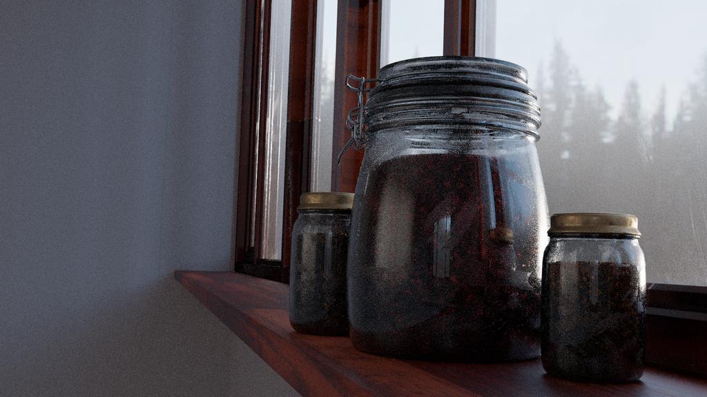 Jars WIP3 by Skarabus