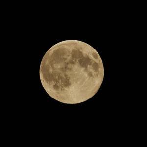 Perigee Moon.