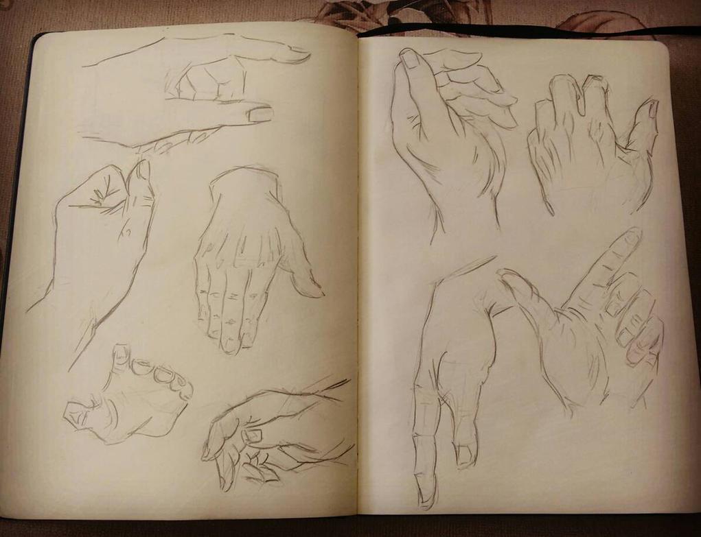 Hands by gilmarinho