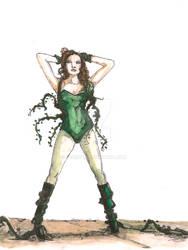 poison ivy CR