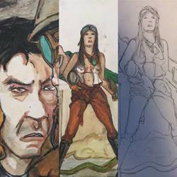 Portrait for Bladerunner
