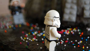 Star Wars Lego Cake 4