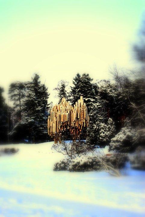 Legacy in Snow by kohtalo8