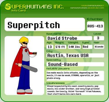 Info Card - Superpitch by Rivux