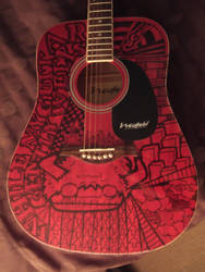Guitar Front Design