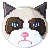 Free Avatar: Grumpy Cat (Tard) by apparate